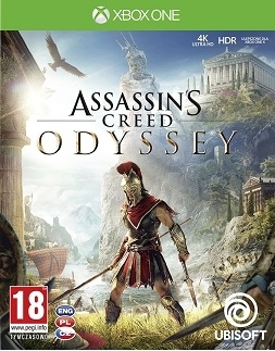 Assassin's Creed Odyssey / Assassins Creed Odyssey PL (Xbox One)